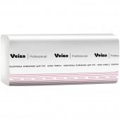 """Полотенца бумажные для держателей """"Veiro"""" Prof F1 Prem2сл.200л/пач 15пач/упак V-слож. kv306"""