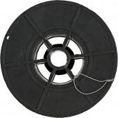 Проволока для опломбирования мет.витая 100м, диаметр 0,65мм.