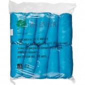 Бахилы одноразовые полиэтиленовые Премиум (10,0 гр) 50пар в