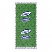 Скатерть одноразовая Luscan, 110х140см, зеленая