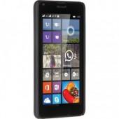 Чехол для Microsoft Lumia 640 skinBox Shield (черн)(К)