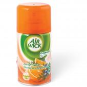 """Сменный баллон для освежителя воздуха""""Air Wick"""", Апельсин и бергамот, 250мл"""