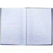 Книга учета 96 л., А4, клетка, бумвинил, блок газетный