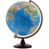 Глобус ландшафтный рельефный 32см