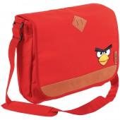 """Сумка """"Angry Birds"""" 36*31*11 см, 2 отделения"""