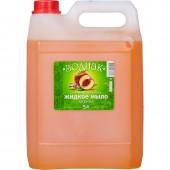 Жидкое мыло, 5л, Зодиак Персик, прозрачное