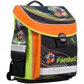 """Ранец Premium """"Football"""" 36*30*16см, 2 отделения, 2 кармана, анатомическая спинка"""