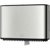 Диспенсер для туалетной бумаги в мини рулонах Tork (Т2), металл