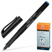 Ручка роллер KOH-I-NOOR трехгранная, корпус черный, толщ. письма 0,3мм, 7780571701KS, синяя