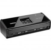 Сканер потоковый Brother ADS-1100W А4 16стр/мин 600x600 24bit ДАПД Wi-Fi (каб. USB в комплекте)