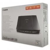 Сканер планшетный Canon CanoScan LiDE 120 (9622B010) А4 2400х4800 48bit (кабель USB в комплекте)