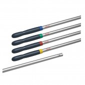 """Черенок-ручка Vileda """"Эрго"""", алюминий, длина 145см,(для держателей 602113, 602120, 602124)"""