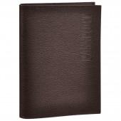 """Обложка для паспорта Befler """"Грейд"""", нат. кожа, тисн. """"Pasport"""", О.1.-9"""