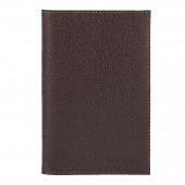 """Обложка для паспорта Fabula """"Largo"""", нат. кожа, тисн. """"Pasport"""", О.1.LG"""