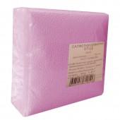 Салфетки 1-сл.24х24 Пастель розовые 75шт/уп.