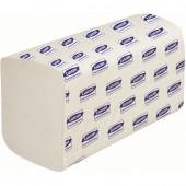Полотенца бумажные для диспенсеров Luscan Prof V-слож 1сл бел 250л целлюл15пач/уп