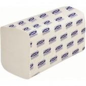 Полотенца бумажные для диспенсера LuscanProfV-слож2слбел200л20шт/уп, целлюлоза