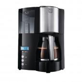 Кофеварка Melitta Optima Glass Timer черная (20322)