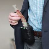 Детектор банкнот Moniron Mobile, автоматический, рубли