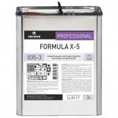 Чистящее средство Pro-Brite Formula X-5 3л (035-3)