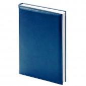 Ежедневник н/дат. синий,А6,100x140,288стр,Agenda