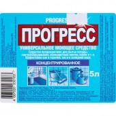 """Чистящее средство """"Прогресс"""", 5л, ПЭТст.1"""