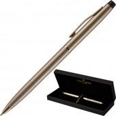 Ручка шариковая автомат. Pierre Cardin Gamme PC0811BP, пов. мех, латунь