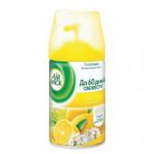 """Освежитель воздуха """"Air Wick"""", Лимон и женьшень, 250мл"""