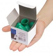 Напальчник для бумаги, диаметр 18, высота 30, ALCO (Германия) 766, зеленый, резиновый, 811525