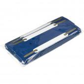 Механизм для скоросшивателя полоска Attache металлический синий 50 штук (160x35 мм)
