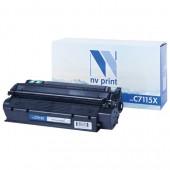 Картридж совместимый  NV Print C7115X (№15X) черный для HP LJ 1200/1220/3300/3330/3380 (3500стр)