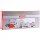 """Ластик Berlingo """"Blitz"""", скошенный, комбинированный, натуральный каучук, 54*14*8мм"""