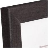 Рамка деревянная 30*40см, OfficeSpace, №3, венге черный, 20мм
