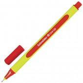 """Ручка капиллярная Schneider """"Line-Up"""" алая, 0,4мм"""