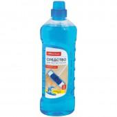 """Жидкость для мытья полов """"OfficeClean"""" Универсал Морской бриз, 1л"""