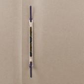 Скоросшиватель картонный мелованный Brauberg, плотность 440 г/м2, до 200 листов, белый, 128 987