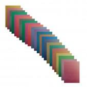 Бумага цветная А4 Апплика 24л 24 цветов офсетная